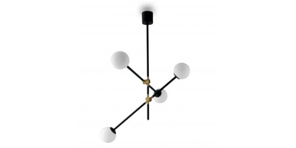Lámpara de Suspensión ANTITESI de la marca Luce Ambiente Design. 4*E14. 910*850mm