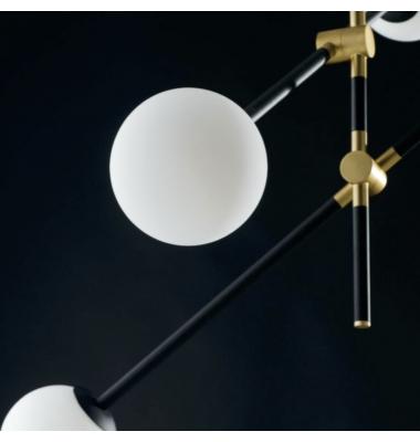 Lámpara de Suspensión ANTITESI de la marca Luce Ambiente Design. 2*E14. 910*750mm