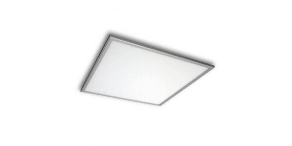 Panel LED 60 x 60 Offix. Marco Plata. 50W - 4.500 Lm