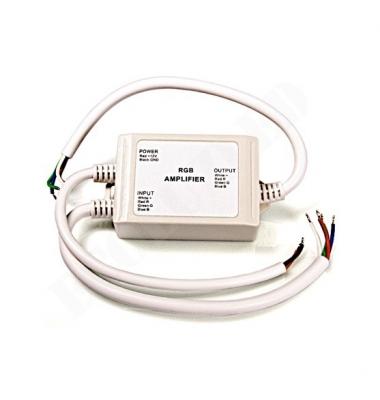 Amplificador Tiras LED 144W para Exterior