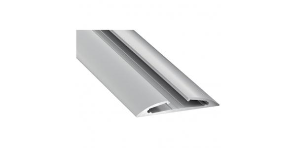 Perfil Aluminio Signal. Tiras LED. Para Pared y Techo. 1 Metro