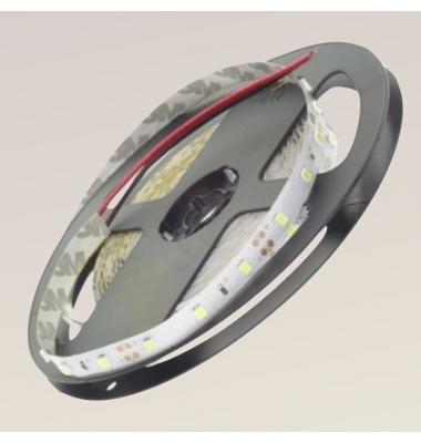 Tira LED 7.2W x metro. 24VDC, SMD5050. Rollo 5 metros. 30 LEDs/metro. Uso Interior y Espacios Húmedos- IP55