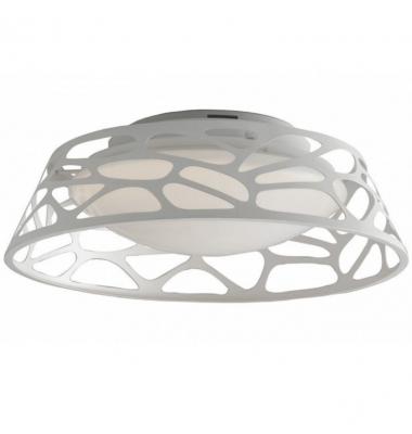 Plafón Techo MAUI de la marca Luce Ambiente Design. LED 24W. Diámetro 470mm