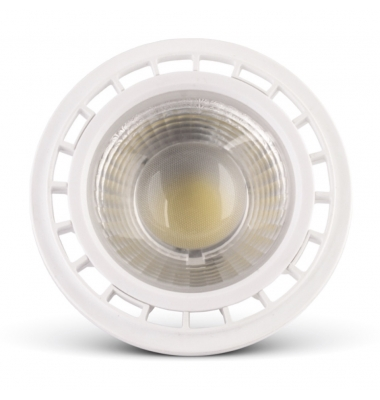 Bombilla LED AR111 15W. 12V. Blanco Cálido. Ángulo 38º. 1300 lm. Base G53