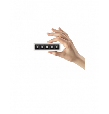 Foco Empotrable LED Inline 2W. Mini Kardan Citizen. Blanco Cálido. Ángulo 30º
