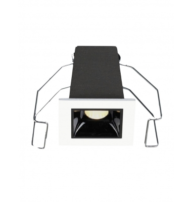 Foco Empotrar LED Inline 2W. Mini Kardan. LED Citizen. Blanco Natural. Ángulo 30º
