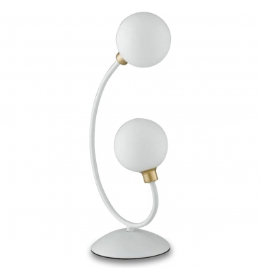 Lámpara de sobremesa AIDA de la marca Luce Ambiente Design. 2*G9. 350*D120mm