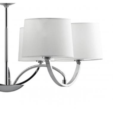 Lámpara de Suspensión ASTORIA de la marca Luce Ambiente Design. 6*E27. Diámetro 820mm