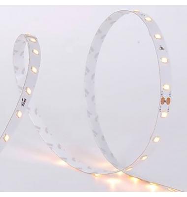 Tira LED Monocolor 5.3W/m, 24V-IP33. SMD2835. 158lm/w, 80 LEDs/m. Carrete 5 metros