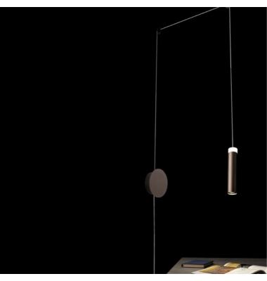 Aplique Pared Interior CANDLE de la marca Luce Ambiente Design. 7W. 4000K. D120*4000mm