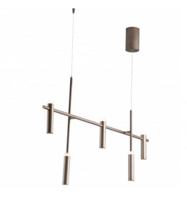 Lámpara de suspensión CANDLE S5 de la marca Luce Ambiente Design. D1200*1800mm. 35W. 4000K