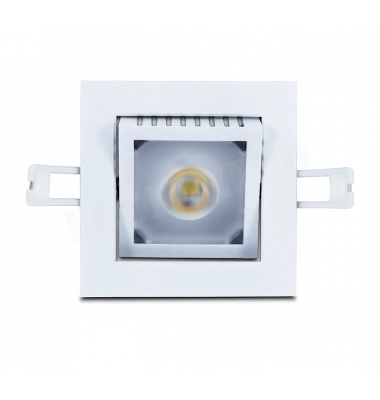 Foco Empotrar LED Interior 10W Block