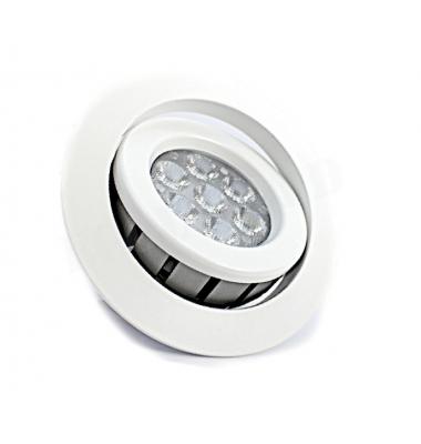 Foco Empotrar LED 10W Roma. LED Cree. Angulo 38º. 910 Lm