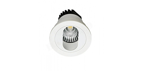 Foco Empotrar LED Interior 9W Alpha