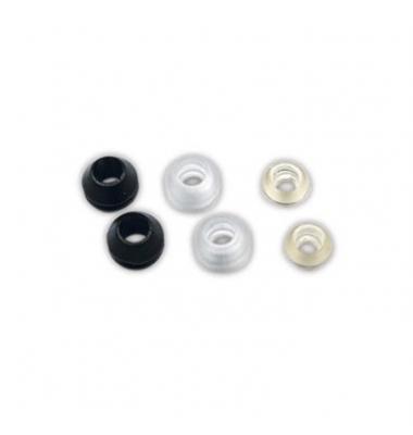 Pasacables PVC 8mm Transparente