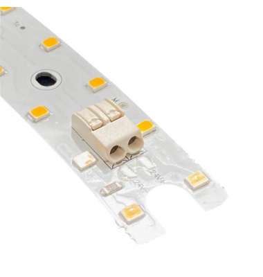 Modulo Rigido Curvo, LED 11.6W, 24V. Perfiles Curvos, Longitud 602.5mm y 1205mm