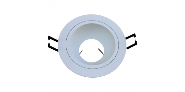 Foco Empotrable Sunset Blanco Mate. Para Bombillas LED GU10 y MR16