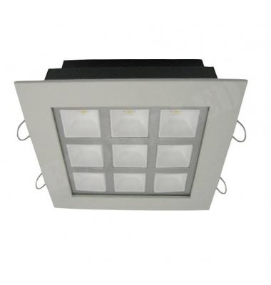 Foco Empotrar LED 9W Mage. 880 Lm. Ángulo 120º