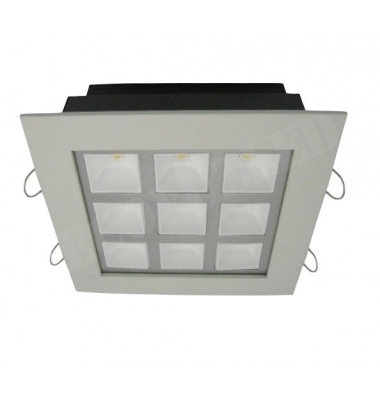 Foco Empotrar LED Interior 9W Mage II