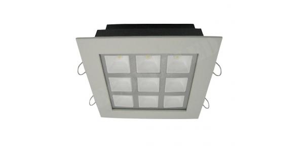 Foco Empotrar LED Interior 9W Mage II