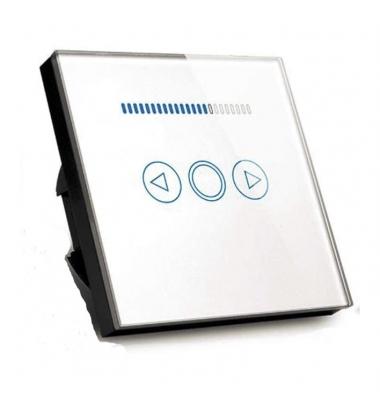 Regulador Táctil LED de Pared, 110-220V, 500W