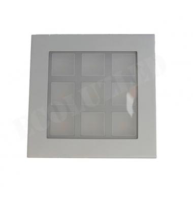 Foco Empotrar LED 9W Mage. 880 Lm. Blanco Cálido de 3000k. Ángulo 120º