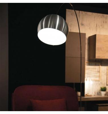 Lámpara de Pie Interior PLAZA. Luce Ambiente Design. Ø1520mm*2000mm. 1*E27