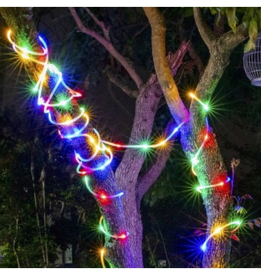 Manguera Luminosa RGB. 100 LEDs. Incluye Controlador