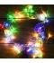 Guirnalda Luminosa Pétalos 2W . 4 metros. RGB. 20 Pétalos