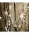 Guirnalda Luminosa 9,4 m. Luz blanca. 100 LEDs. Con mando distancia