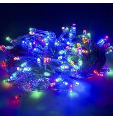 Guirnalda Luminosa 9,4 m. RGB . 200 LEDs. Incluye controlador