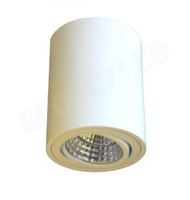 Foco Superficie LED Interior 8W Pisa