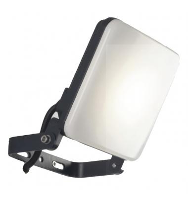 Foco Proyector LED Exterior, Plutone, 20W, 1600 Lumen, Blanco Cálido, IP65