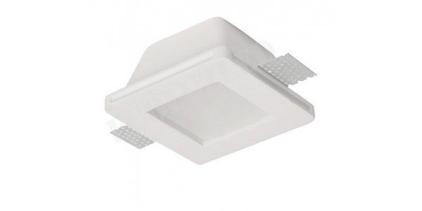 Foco Yeso LED Interior Lambay