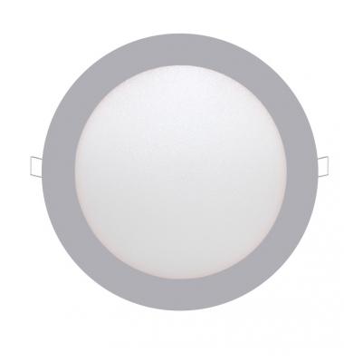 Panel Downlight LED Redondo Colores Bid 18W. Ángulo 120º