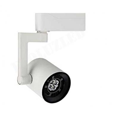 Foco Carril LED 8W Shun. LED Philips. 590 Lm. Ángulo 25º