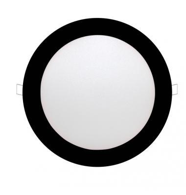 Panel Downlight LED Redondo Colores Bid 24W. Ángulo 120º