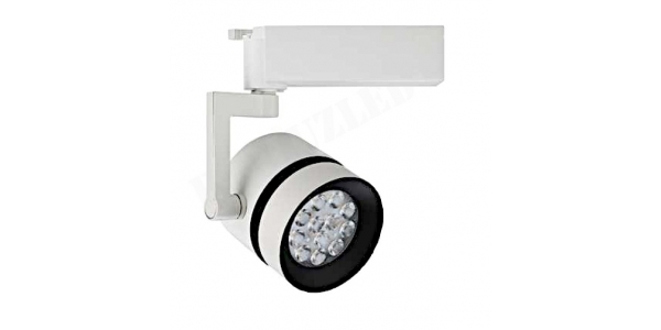 Foco Carril LED Interior 24W (Bifásico) Aon