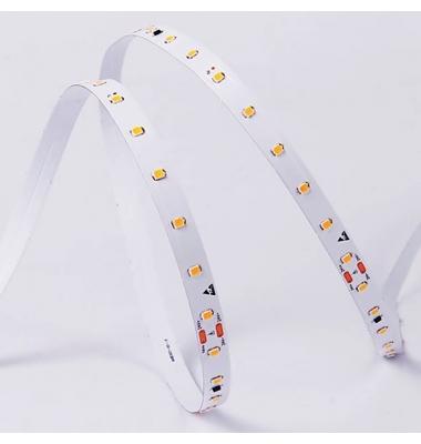 Tira LED Monocolor 4.3W/m, 12V-IP33. SMD2835. 93lm/w, 60 LEDs/m. Carrete 30 metros