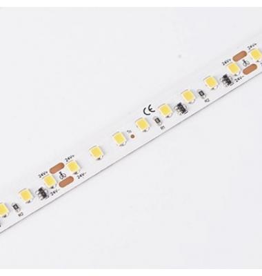Tira LED Monocolor 4.3W/m. 12V, SMD2835, 93lm/w. 60 LEDs/m. Carrete 30 metros, Interior, IP20