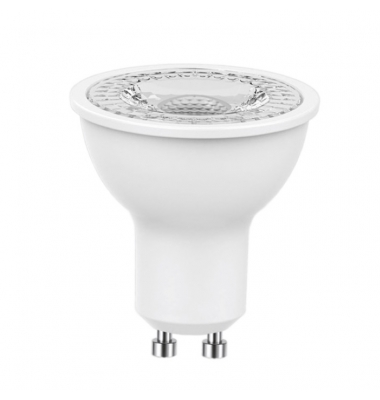 Bombilla LED GU10, 8W, Blanco Cálido de 2700k, Ángulo 50º