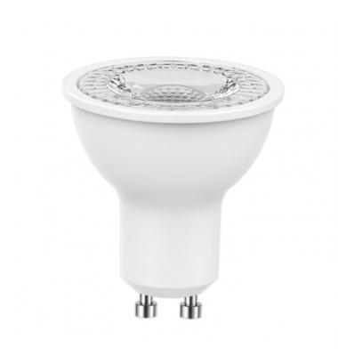 Bombilla LED GU10, 8W, Blanco Natural de 4200k, Ángulo 50º