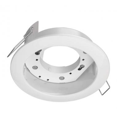 Kit Empotrable LED Ground Blanco GX53 7W. 560 Lumen. Ángulo 180º