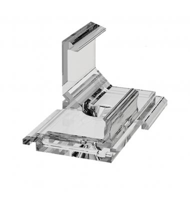 Soporte de Montaje Angular. Perfil Aluminio Evo