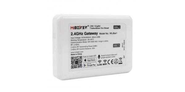 Controlador iBox Wifi Gatewey RGB, RGB+CCT