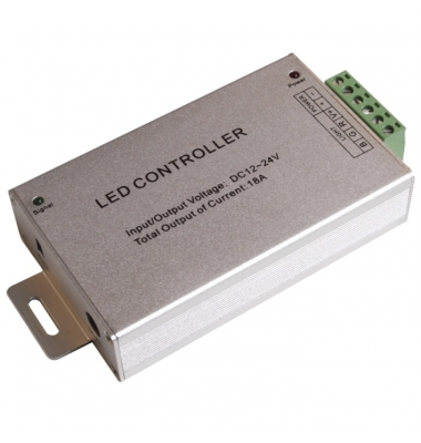 Amplificador Tiras LED RGB, 144W