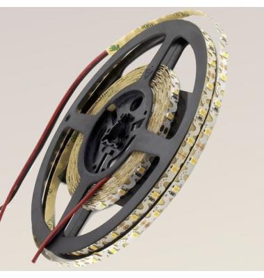Tira LED Contorno. 7.2W/m.12VDC. SMD2835. Carrete 5 metros. 60 LEDs/m. Espacios Húmedos, IP55