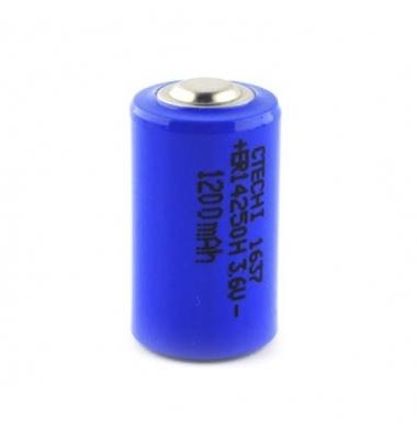 Bateria ER14250H 3.6V 1200mA Lithium