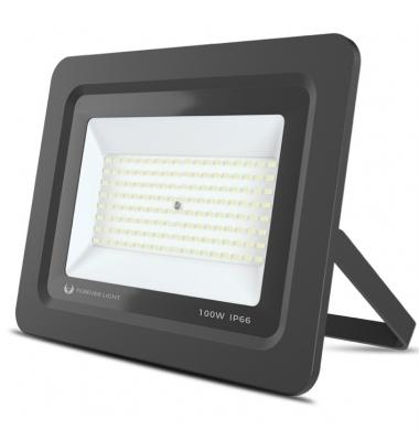 Foco Proyector LED SMD Proxim II, 100W. Blanco Frío de 6000k. IP66