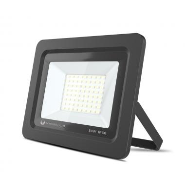 Foco Proyector LED SMD Proxim, 50W. Blanco Cálido de 3000k. IP65